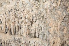 stalactites Royaltyfri Bild