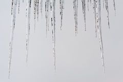 Stalactites Photographie stock