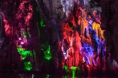 stalactites stock fotografie
