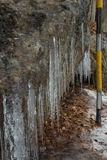 stalactites royalty-vrije stock fotografie