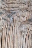 Stalactites et formations de caverne Photo libre de droits