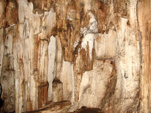 stalactites Natürlicher Felsen Lizenzfreie Stockfotografie