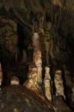 I grottan Arkivfoto