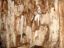stalactites Rocha natural Fotografia de Stock Royalty Free