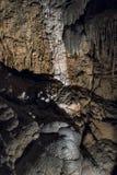 Demanovska Cave of Liberty, Slovakia. Stalactites and stalagmites in the Demanovska Cave of Liberty. Slovakia Stock Photos