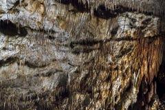 Demanovska Cave of Liberty, Slovakia. Stalactites and stalagmites in the Demanovska Cave of Liberty. Slovakia Stock Images