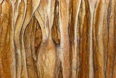 Stalactites and stalagmites Stock Image