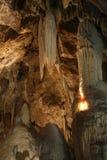 stalactitesstalagmites Royaltyfria Bilder