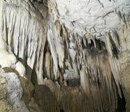 stalactitesstalagmites Royaltyfri Bild
