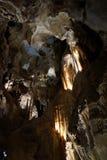 Stalagmit, Jenolan-Höhlen Stockfotos