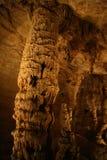 Stalagmit & stalaktit Arkivbilder