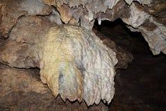 stalagmite Images stock