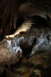 Stalagmite, caverne di Jenolan Fotografie Stock Libere da Diritti
