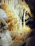 Stalagmites and Stalactites Royalty Free Stock Photo