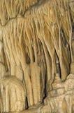 stalagmites stalactites подземелья Стоковая Фотография