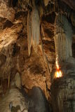 stalagmites stalactites Стоковые Изображения RF