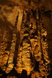 Stalagmites Stock Photo