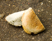 Stale bread Royalty Free Stock Image