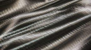 Stali nierdzewnej tekstury czerni srebro textured deseniowy tło untreated Fotografia Stock