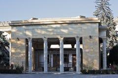 Stalin's dom w Gruzja i miejsce narodzin obrazy stock