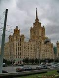 Stalin& x27; небоскреб s в Москве стоковые фото