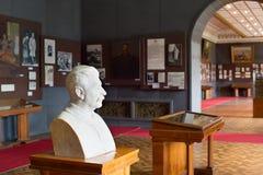 Stalin museum, Georgia Royaltyfria Bilder