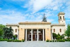Stalin museum Gori Georgia Arkivfoton