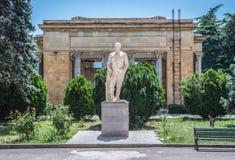 Stalin museum i Georgia Royaltyfri Foto