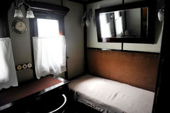 Stalin railcar wagon in Gori museum Stock Photo
