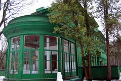 Stalin's dacha in Moscow, Kuntsevo. (photo №2) Stock Photos