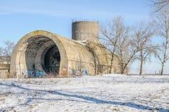 Stalin's Tunnel in Kiev Royalty Free Stock Photos
