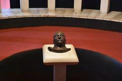 Stalin-Totenmaske Lizenzfreies Stockbild