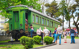 Free Stalin Wagon Museum. Gori, Georgia Stock Image - 57566141