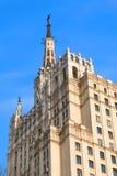 Stalin-Wolkenkratzer Stockbilder
