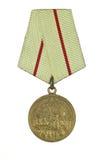Stalingrad防御的奖牌  库存图片