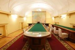 Stalins bunker i Samara, Royaltyfria Foton
