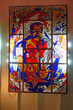 Stalinsbunker in Samara, Stock Afbeeldingen