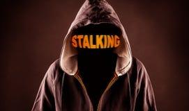 stalker Royalty-vrije Stock Foto's