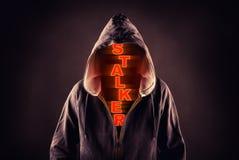 stalker Imagem de Stock