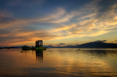Free Stalker Castle Evening Stock Photos - 91218973