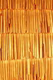 Stalks of straw Royalty Free Stock Images