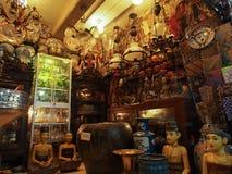 Stall av Triwindu Art Market Royaltyfri Foto