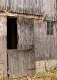 Stall-Detail Stockfoto