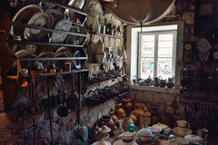 Stall - Mostar Royaltyfria Foton