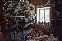 Stall - Mostar Royalty Free Stock Photos