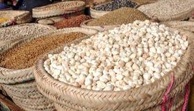 Stalla del mercato a Arusha Fotografia Stock