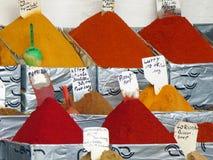 Stalla del mercato di Marrakesh fotografie stock libere da diritti