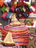 Stalla del mercato di Marrakesh fotografia stock