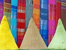 Stalla del mercato di Marrakesh immagine stock