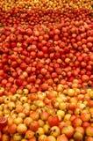 Stalla della frutta Immagini Stock Libere da Diritti
